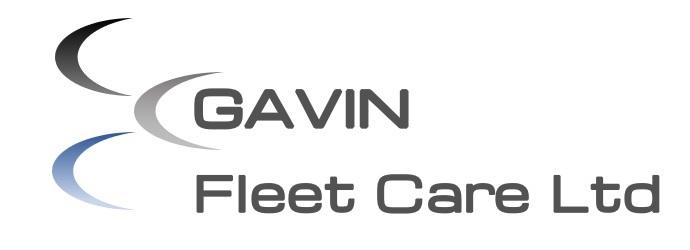 Gavin Fleet Care Logo